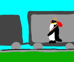 Hobo penguin