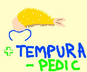tempura pedic