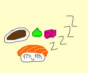 Sushi Nap