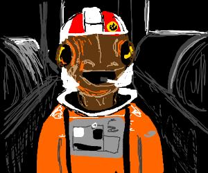 Admiral Ackbar's lesser-known cousin.