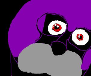 the puppet jumpscare fnaf - Drawception