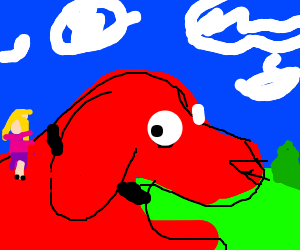 When Was Clifford The Big Red Dog Created