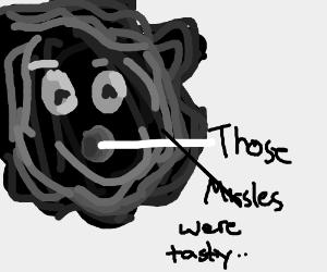 black holes find missile tasty