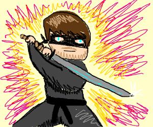 ian hecox is a ninja