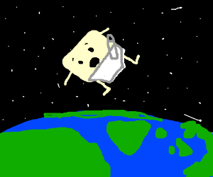 Baby Clunse falls to earth