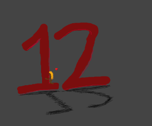 Man loves 12