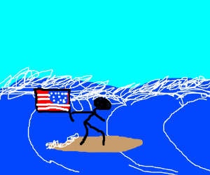 surfin' in the usa