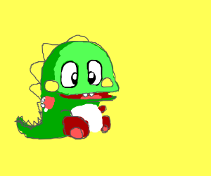 Bubblun (dragon from Bubble Bobble)