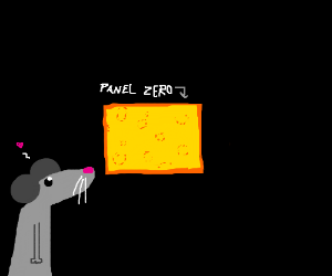 Panel 0 is too cheesy to not be in the game