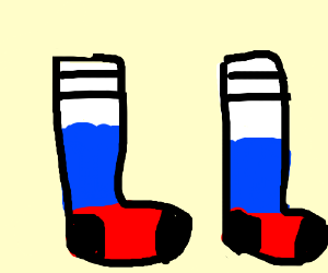 Russian socks