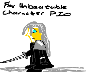 Fave unbeatable character PIO