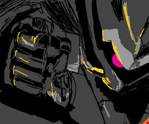 Robotic fist