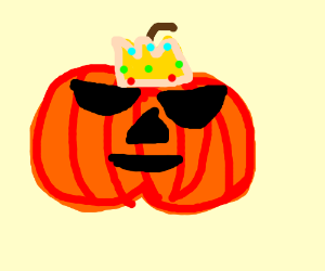 King of the Pumpkins!