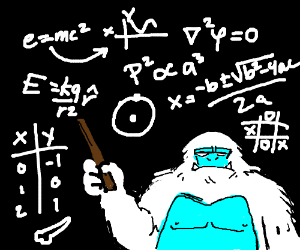 Yeti is more than math