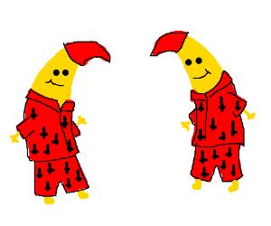 Bananas in Satanas