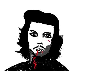 Che Guevara the Vampire