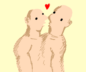 Fraternal siamese twins are in love