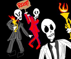 Doot Suit Riot