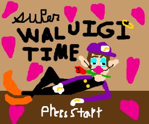 Waluigi finally gets his own game!