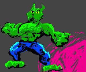 Hulk Kitty!