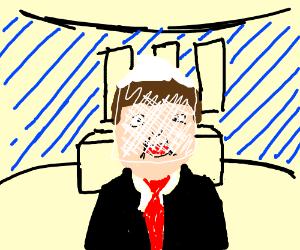 Veiled Reagan