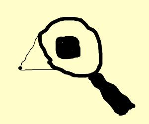 little dot ):