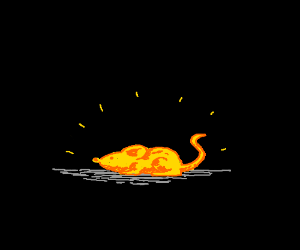 Golden Mouse