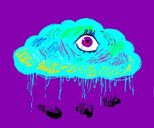 all hail the glow cloud drawception