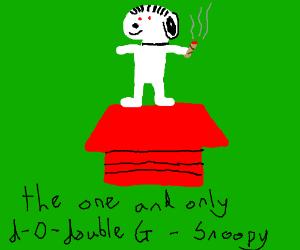 Newest Gangsta: Snoopy Dogg