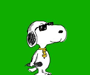 Snoopy Dogg.