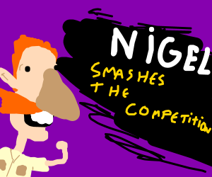 Nigel Thornberry as Smash DLC