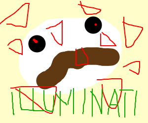Mr.Pringle (co-founder of the illuminati)