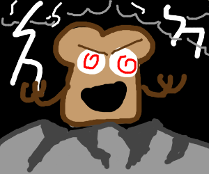Demented toast