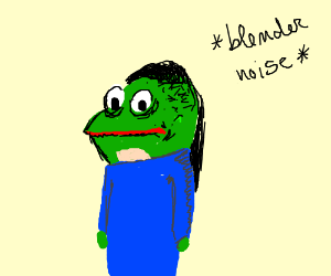 Rare Skrillex Pepe