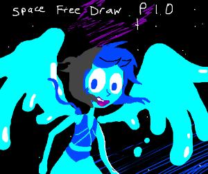 Space Free Draw (PIO)