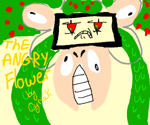 Omega Flowey, brought to you by Cyriak