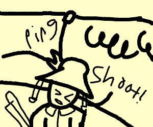 Ping-SHOOOT