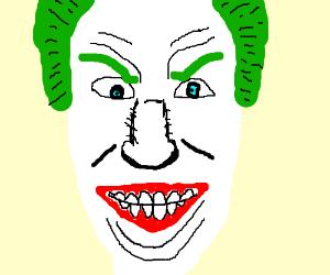 Home Alone, starring The Joker