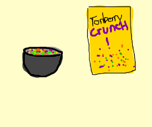 Tonberry cereal