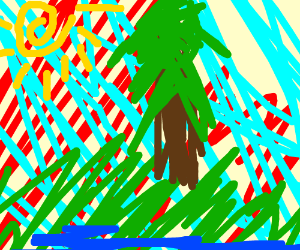 Abstract Art? (or maybe just a bad drawing)