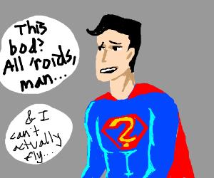 lame super man