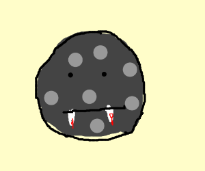A Vampire Moon