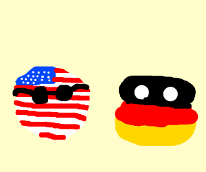 America and Germany