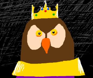 Owlmandias, the Owl King