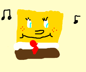I call this song, The campfire song song (Pio) - Drawception