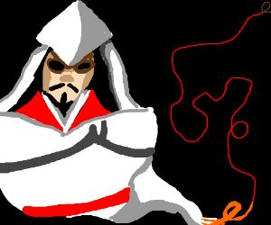 Ezio is a red thread.