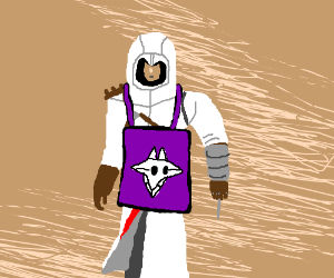 Altair has a new apron