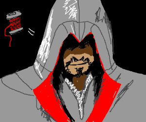 Assasins Creed dude. Reminds me of that thread