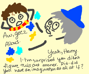 """""""you're a wizard Harry!"""""""