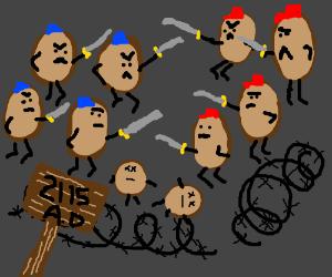 Sasquatch Drawing